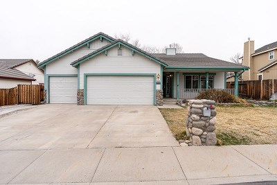 Sparks Single Family Home New: 2486 Stone View Dr.