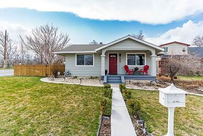 Reno, Sparks, Carson City, Gardnerville Single Family Home New: 2395 S Arlington Avenue