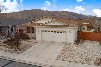 Reno Single Family Home New: 17649 Feather River Court