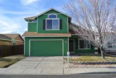 Reno NV Single Family Home New: $289,500