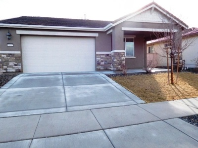 Reno Single Family Home New: 10092 Ignacio Circle
