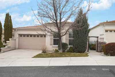Reno Single Family Home New: 4521 Pisa Drive