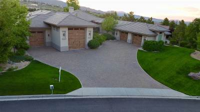 Reno Single Family Home New: 605 Oxbow