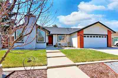 Reno Single Family Home New: 12575 Overbrook Dr.