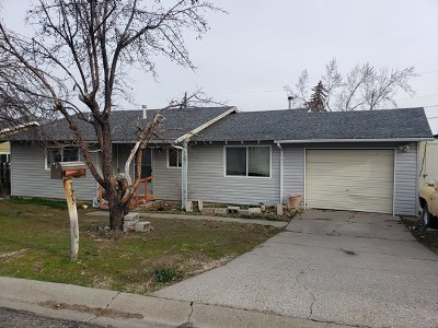 Winnemucca Single Family Home New: 325 Circle Dr