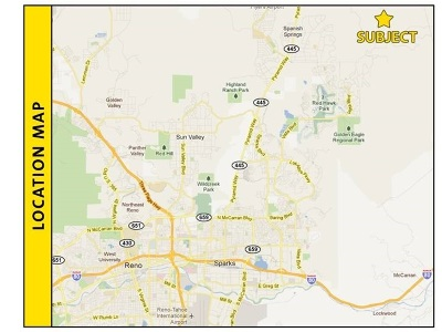 Reno Residential Lots & Land For Sale: Parcel 07610007
