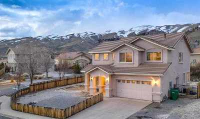Reno Single Family Home New: 2695 Beaumont Parkway #NV
