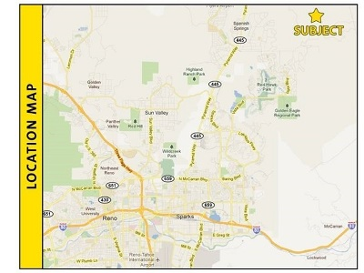 Reno Residential Lots & Land For Sale: Parcel 07608019