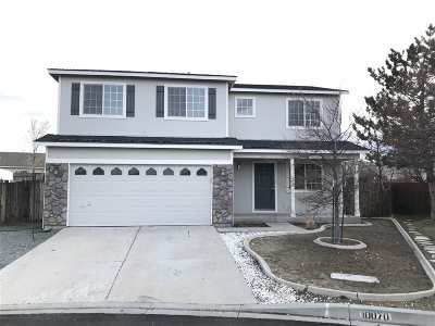 Reno Single Family Home New: 10070 Shooting Star Court