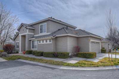Reno Single Family Home New: 1191 Tule