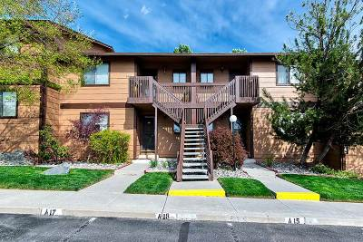 Washoe County Condo/Townhouse Active/Pending-Loan: 2952 W Tierra Verde