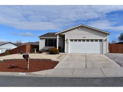 Sun Valley Single Family Home Active/Pending-Loan: 5781 Apricot Court
