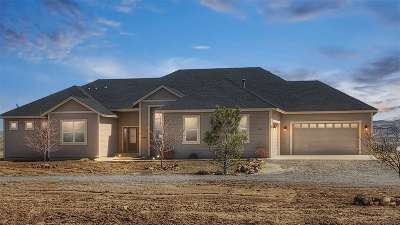 Stagecoach Single Family Home For Sale: 6650 Iron Mountain Blvd