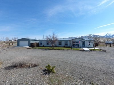 Winnemucca Manufactured Home For Sale: 6325 Kimbra Ct