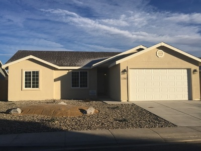 Fernley Single Family Home Active/Pending-Loan: 1400 Shadow Lane