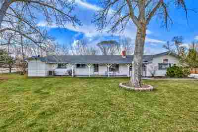 Gardnerville Single Family Home Active/Pending-Call: 1041 Kerry Lane