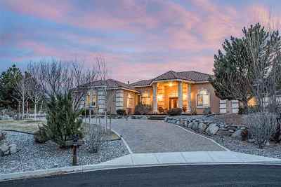 Single Family Home For Sale: 14501 Quail Rock Ct.