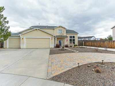 Single Family Home Active/Pending-House: 520 Gold Nugget Ct
