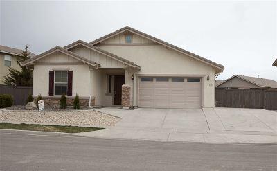 Single Family Home For Sale: 7135 Souverain Lane