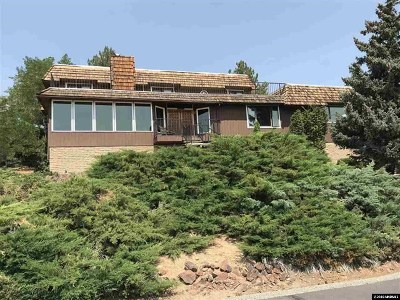 Sparks Single Family Home For Sale: 5420 High Rock Way