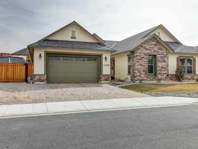 Sparks Single Family Home Active/Pending-Loan: 11780 Valley Crest