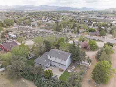 Carson City Single Family Home For Sale: 12 Heaven Hill Way