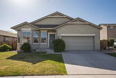 Single Family Home Sold: 5791 Cathedral Peak Dr