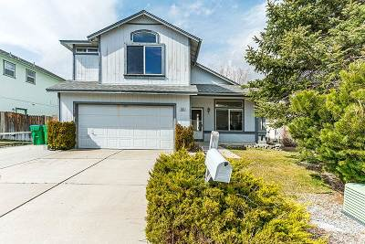 Single Family Home For Sale: 8005 Shifting Sands