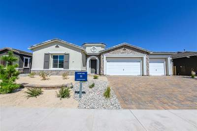 Single Family Home For Sale: 2443 Sparstone Drive #Homesite