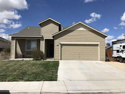 Fernley Single Family Home Active/Pending-Loan: 2008 Rawles Dr.