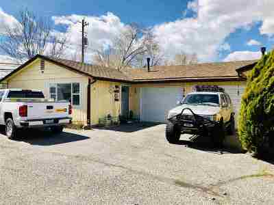 Sparks Multi Family Home Active/Pending-Call: 1057 Holman Circle #NV
