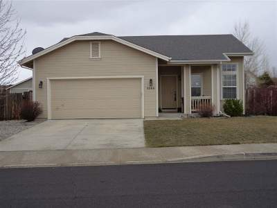 Single Family Home Active/Pending-Loan: 9566 Angel Falls Drive