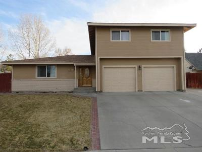 Winnemucca Single Family Home For Sale: 5166 Mount Tobin Place