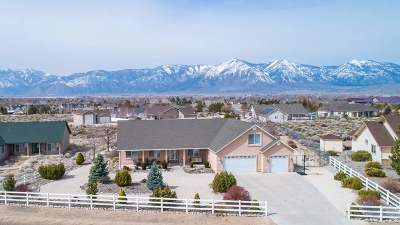 Minden NV Single Family Home Price Reduced: $774,000