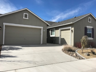 Gardnerville Single Family Home Active/Pending-Loan: 1223 Lasso Lane