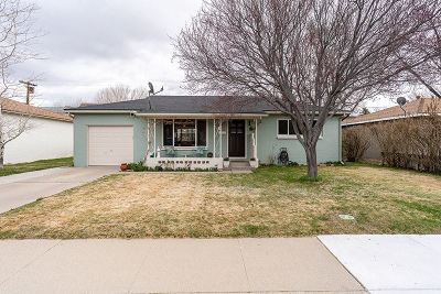 Carson City Single Family Home Active/Pending-Loan: 1811 N Nevada Street