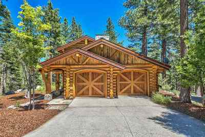 Stateline, Glenbrook, Zephyr Cove, Crystal Bay, Incline Village Single Family Home For Sale: 434 Valerie Court
