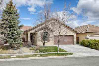 Reno Single Family Home Extended: 9129 Quilberry Way