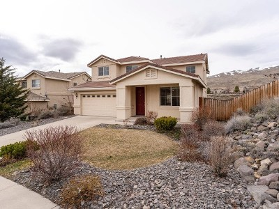 Reno Single Family Home Active/Pending-Call: 7445 Hunter Glen Drive