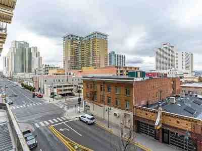 Washoe County Condo/Townhouse For Sale: 200 W 2nd #303
