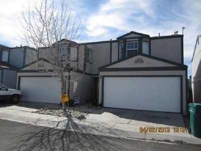 Carson City Multi Family Home For Sale: 3911 Village Dr