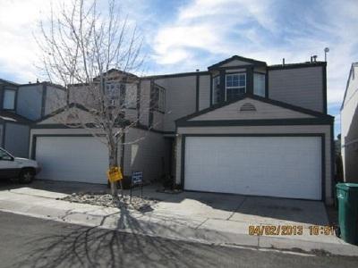 Carson City Multi Family Home Active/Pending-Call: 3911 Village Dr