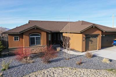 Winnemucca Single Family Home For Sale: 5201 Western Way
