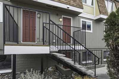 Washoe County Condo/Townhouse For Sale: 1412 E 9th St #03
