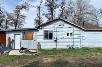 Fallon Single Family Home Active/Pending-Call: 205 St Clair Rd