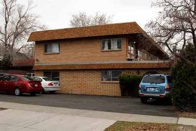 Reno Multi Family Home Active/Pending-Loan: 1036 Bell St