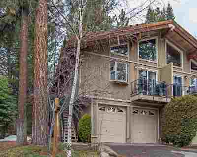 Incline Village Condo/Townhouse Active/Pending-Loan: 213 Robin Drive #A