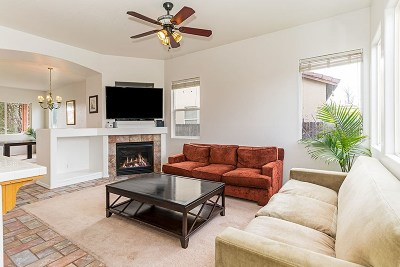 Reno Single Family Home Back On Market: 9638 Thunder Mountain Way