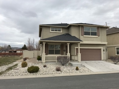 Carson City Single Family Home For Sale: 1194 Canvasback Dr.