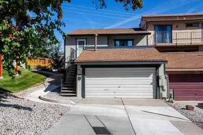 Reno Condo/Townhouse For Sale: 3435 Balboa Drive